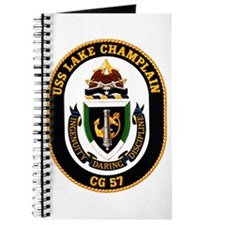 USS Lake Champlain CG-57 Journal