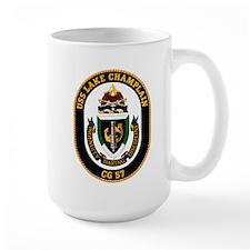 USS Lake Champlain CG-57 Mugs