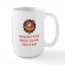 Great Leader Kim Mug