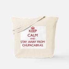 Funny El chupacabra Tote Bag