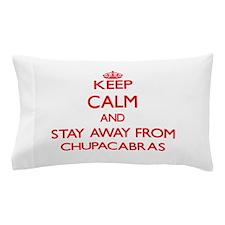 Unique Chupacabra Pillow Case