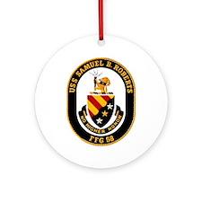 Uss Samuel B. Roberts Ffg-58 Ornament (round)