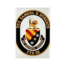 Uss Samuel B. Roberts Ffg-58 Magnets