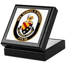 USS Samuel B. Roberts FFG-58 Keepsake Box