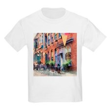 Ice Cream Parlor Easton PA T-Shirt