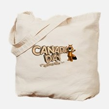 Cool Canada Day Tote Bag