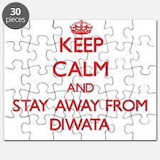 Unique Keep calm up Puzzle