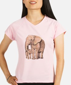 Mother and Child Performance Dry T-Shirt