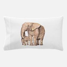 Cute Endangered species Pillow Case