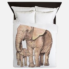 Cool Animals Queen Duvet