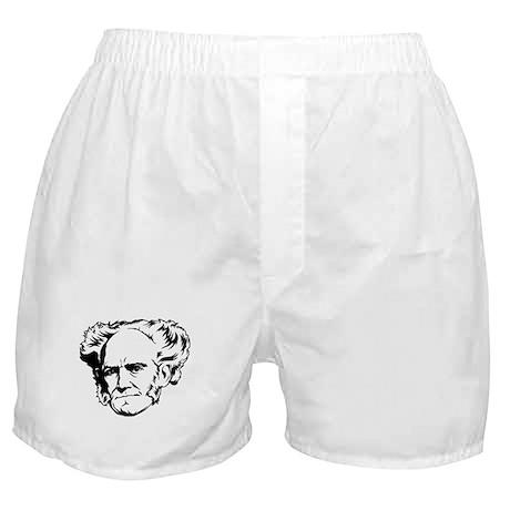 Strk3 Schopenhauer Boxer Shorts