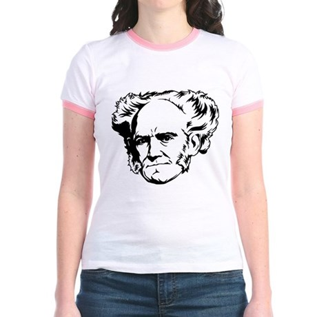 Strk3 Schopenhauer Jr. Ringer T-Shirt