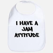 JAM attitude Bib