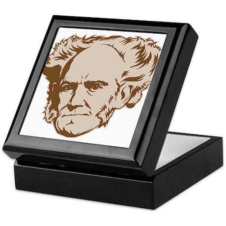 Strk3 Schopenhauer Keepsake Box