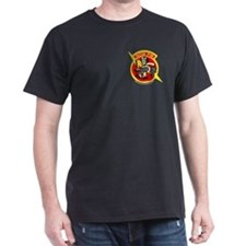 303rd Black T-Shirt 2 Sided