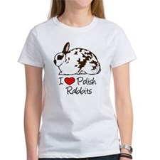 Unique Polish rabbit Tee