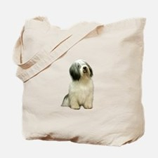 Polish Lowland Sheepdog 1 Tote Bag