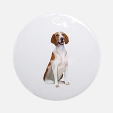 AmericanFoxhound1 Ornament (Round)