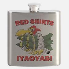 Red Shirts Ordinance IYAOYAS Flask
