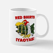 Red Shirts Ordinance Iyaoyas Mugs