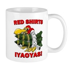 Red Shirts Ordinance Iyaoyas Mugs
