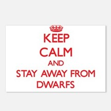 Cute Red dwarf Postcards (Package of 8)