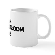 OYSTER MUSHROOM attitude Mug