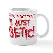 Just Diabetic Mugs
