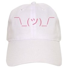 LOL IDK Emoticon Baseball Baseball Cap