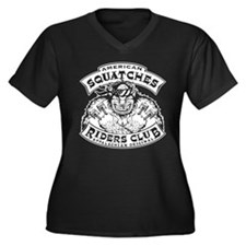 American Squatches Riders Club Plus Size T-Shirt