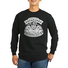 American Squatches Riders Club Long Sleeve T-Shirt