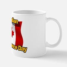 Canadian Remembrance Day Small Small Mug