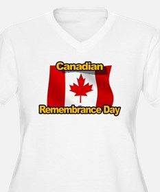 Canadian Remembrance Day T-Shirt