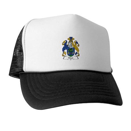 Wood II Trucker Hat