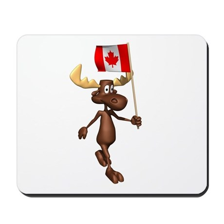 Cool Moose Mousepad