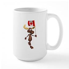 Cool Moose Coffee Mug