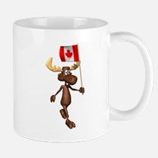 Cool Moose Small Mugs