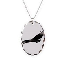 Funny Vulture Necklace
