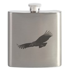 Unique Wild birds Flask