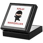 Ninja Bookseller Keepsake Box