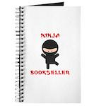 Ninja Bookseller Journal