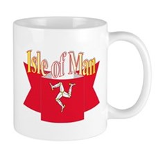 Isle of man ribbon Mug