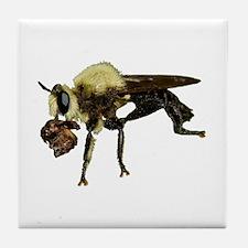 Cute Bee lover Tile Coaster
