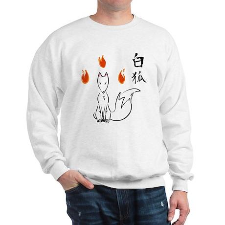 Shiro Kitsune Sweatshirt
