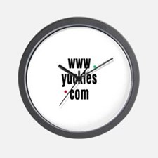 Yuckles Wall Clock