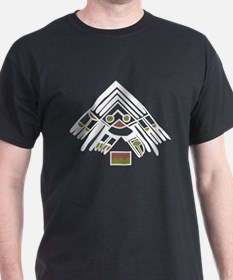 Feather Pictograph T-Shirt