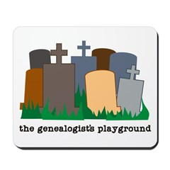 Playground Mousepad
