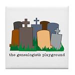 Playground Tile Coaster