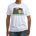 Playground Fitted T-Shirt