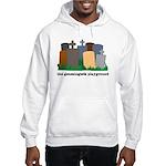 Playground Hooded Sweatshirt
